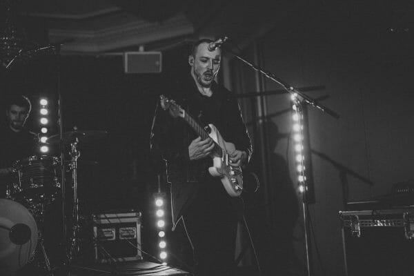 james lead guitar trilogy wedding band wales