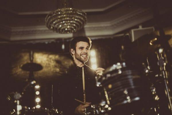 drums trilogy wedding band