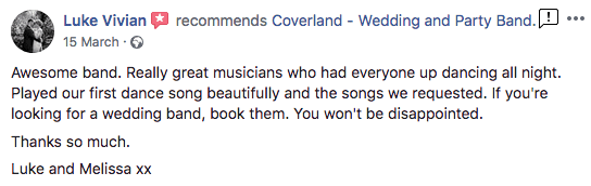 coverland facebook review