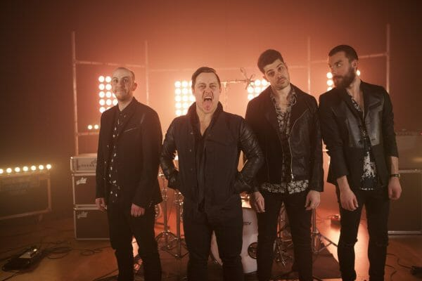Music HQ provide alternative wedding entertainment such as band iRock