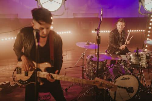 rock pop wedding band audio sugar south wales