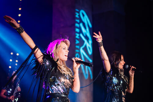Girls International the perfect live band for corporate events
