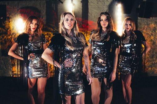 Girls International providing corporate event music