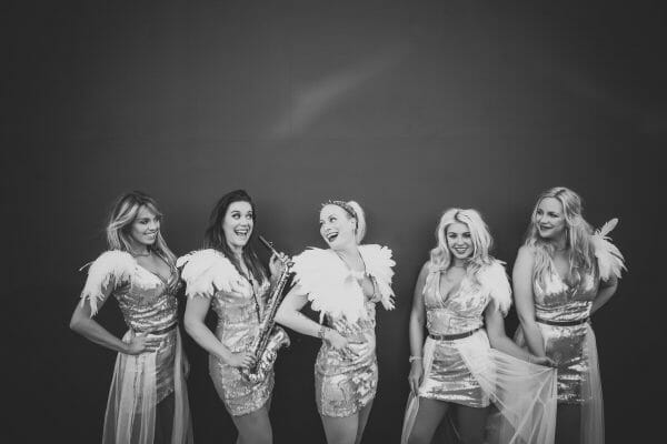 Girls International the best live music for corporate events