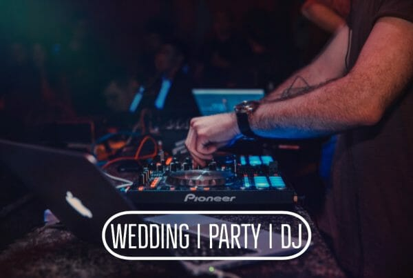 Wedding and Party DJ in South Wales