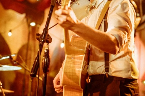 Vintage Festival Wedding Band for Hire in South Wales