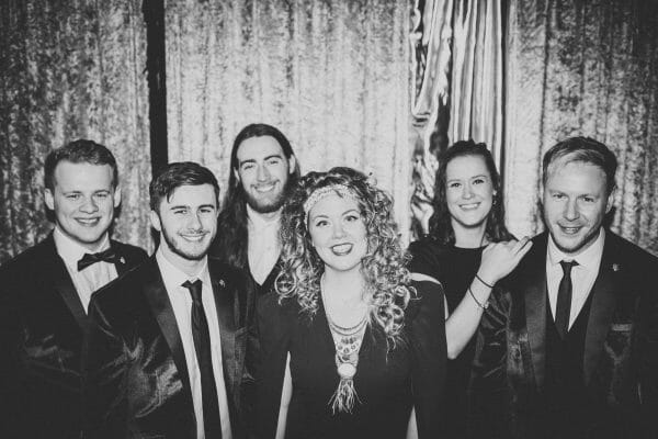 Top recommended wedding bands Velvet Soul based in Cardiff
