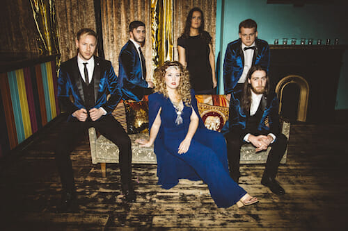 Velvet Soul are a wedding band and DJ based in South Wales