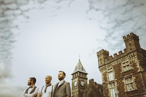 Brohemian wedding band Music HQ