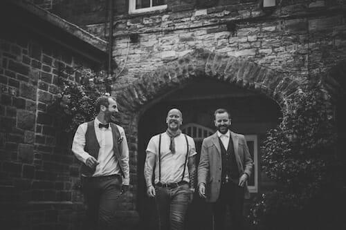 Brohemian uk wedding band