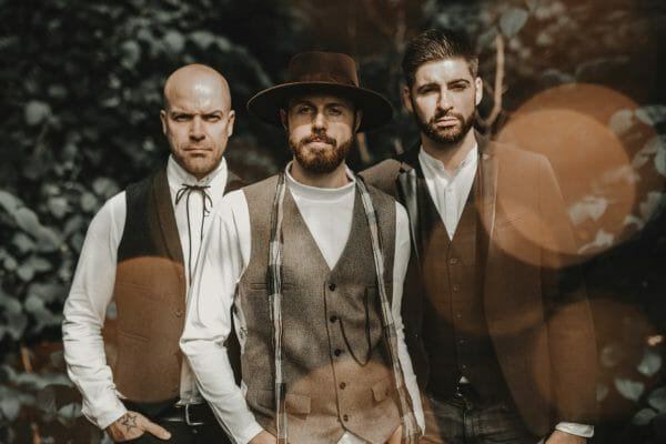 South Wale Wedding Band The Wilderness.