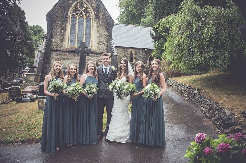 real-weddings-bridesmaids-pencoed-house