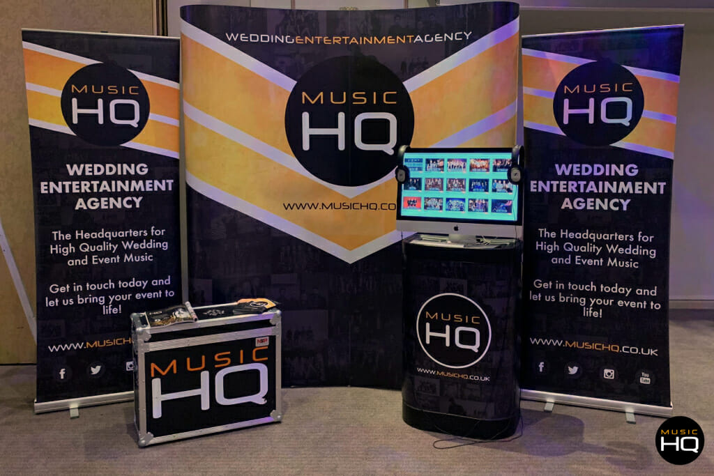 Music HQ - Providing South Wales Weddings with Entertainment