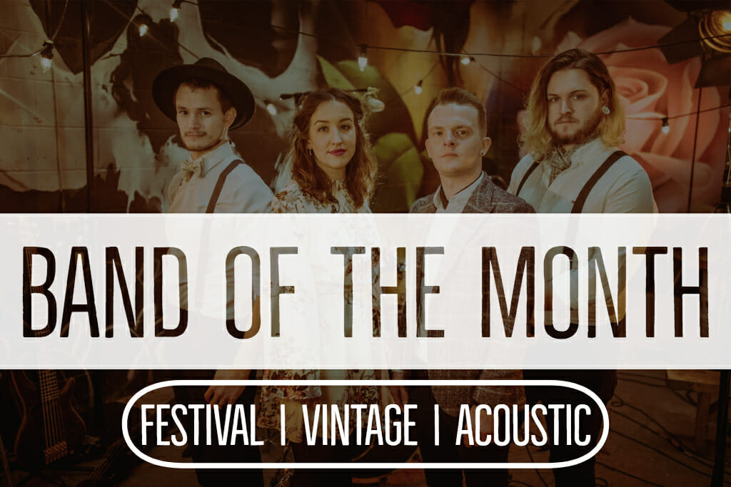 MARCH 2019: Band of the Month – Festival Heart