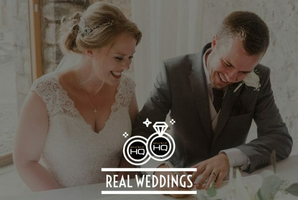 Music HQ Real Weddings Rosedew Farms