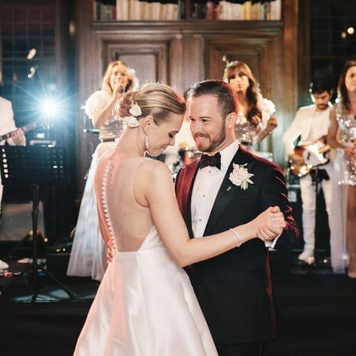 big day wedding showband first dance
