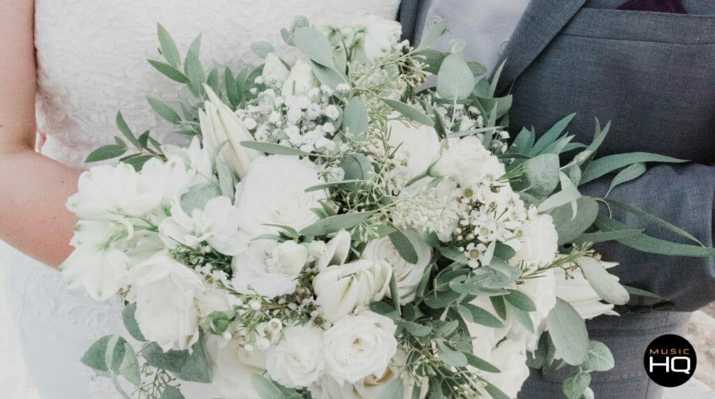 Rosedew Farm Bride Flowers