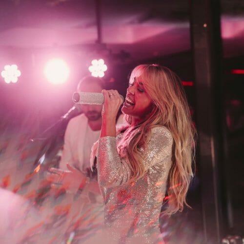 suzie big day wedding showband fairyhill