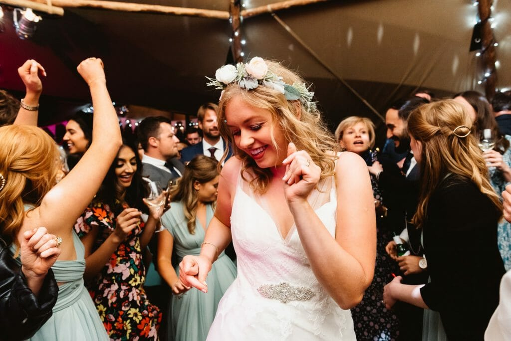 live wedding and hire in Wales and the south west