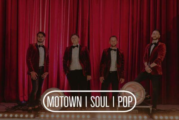 Sir Juke Motown wedding band Wales